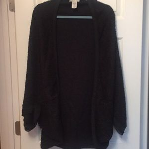 Coldwater Creek cocoon cardigan